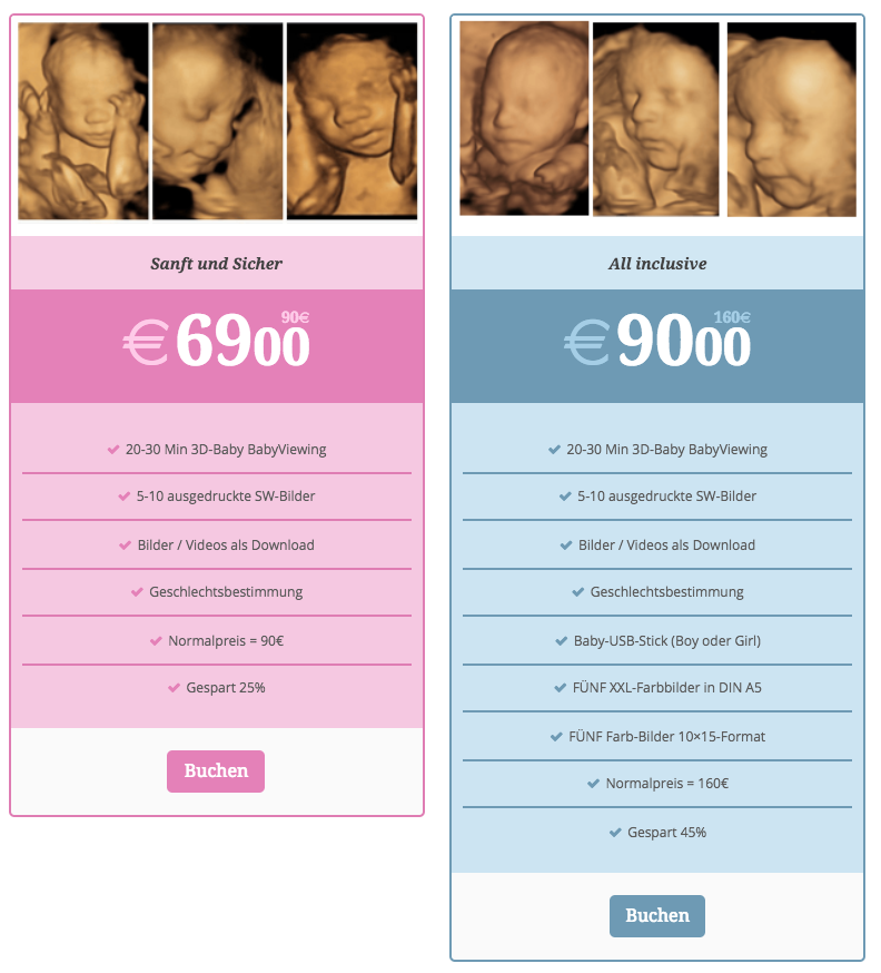 3D-BabyUltraschallAngebot