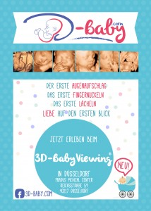 BabyViewing 3D-Baby Düsseldorf